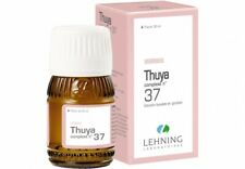 Lehning Thuya Complexe no 37 - 30ml perfect for Warts Verrucas 2yrs+ - Original