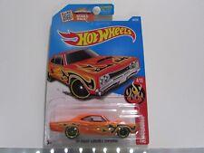 1969 Dodge Coronet Superbee Hot Wheels 1:64 Scale Diecast Car *UNOPENED*