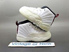 6974a37057c517 Nike Air Jordan XII 12 Rising Sun 2009 Retro TD Toddler 850000-163 sz 5C