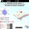 ✨ ULTRA SHINY TOGEKISS ✨ | 6IV BATTLE-READY | Pokemon Sword & Shield