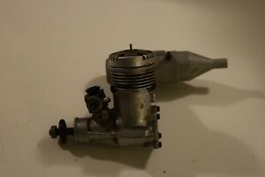 VECO .61 RC ringed engine with Perry carb and muffler