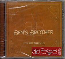 "BEN'S BROTHER ""META MALE FAIRYTALES"" CD 2007 relentless virgin sealed b"