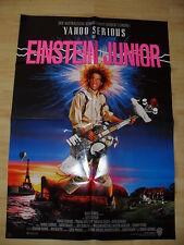 Filmplakat : Einstein Junior ( Yahoo Serious )