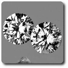 DIAMANT BLANC (F-G) . 2 pièces. 0.03 cts . VVS-VS . Afrique