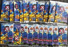 1996 Fleer Marvel X-Men Pack Lot Of 20 Sealed Wolverine