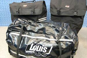 Motorrad Satteltaschen Louis, Motorrad Tasche, Louis, Wasserdichte Gepäcktasche