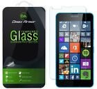 Dmax Armor for Microsoft Lumia 640 Tempered Glass Screen Protector Saver Shield