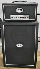 """EB Guv'nor M45 and 2 x 12"""" Vertical guitar half stack. Limited Edition Speakers"""