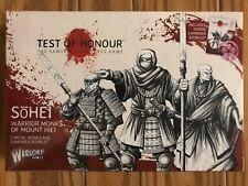 Test of Honour: Sohei Warrior Monks of Mount Hiei