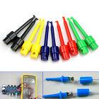 10pcs Multimeter Lead Wire Kit Test Hook Clip Grabbers Test Probe SMT SMD US