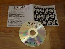 IDA MAE - CHASING LIGHTS / ADVANCE-ALBUM-CD 2019