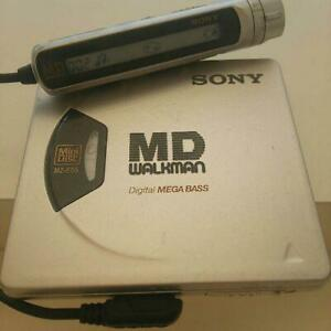 Sony SONY MD Walkman MZ-E55 As is Working