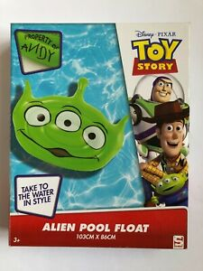 Disney Pixar Toy Story Alien Pool Float