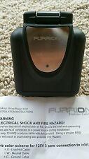 FURRION 30 Amp 125 V Shore power inlet BRAND NEW