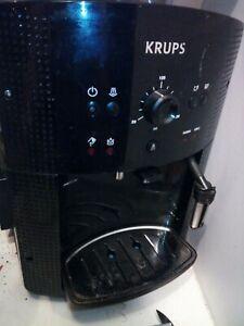 Krups EA 8108 Espressomaschine - Schwarz