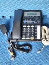 Panasonic KX-TS3282B 2-Line Expandable Corded Phone w/ AC Adapter FAST SHIP!