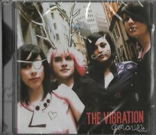 The Vibration - Amarilla (CD 2006) SEALED Scrawl Slant 6 Sleater-Kinney