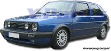 Spoilerlippe Golf 2 GTI Breite Lippe schwarz NEU!