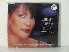 CD 3 titres BO Film Waiting to exhale WHITNEY HOUSTON 74321 32754 2