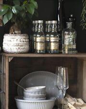 Übertopf Pot Vase Terracotta IB Laursen Creme Tine K Ethno Bohemain Home Gr.1