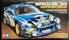 TAMIYA SUBARU IMPREZA WRC 2001 RAC - KIT MONTAGGIO 1/24 - ITEM 24250