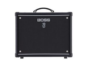 "Boss Katana-50 MkII 50-Watt 1x12"" Guitar Combo Amplifier (Open Box)"