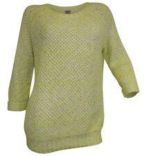 3/4 Arm Damen-Pullover & -Strickware mit grober Strickart L