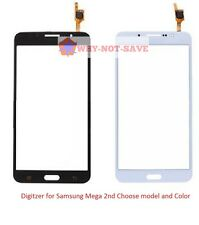 """Touch Screen Glass Digitizer Replacement Part for Samsung Galaxy Mega 2 2nd 6"""""""