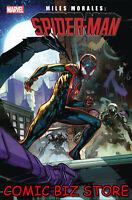 MILES MORALES SPIDER-MAN #12 (2019) 1ST PRINTING LASHLEY MAIN COVER MARVEL
