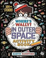 **NEW** - Where's Wally? In Outer Space: Activity Book (Paperback) 1406368202