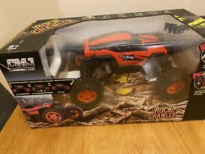 Rock Crawler Monster Truck  CMJ RC Remote Controller Car Adjustable Chassis 4X4