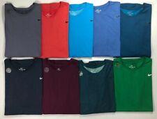 Men's Big & Tall Nike Dri-Fit Athletic Cut Cotton Tee T-Shirt