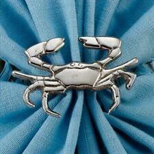 Crab Napkin Rings (Set of 4)