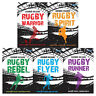 Rugby Spirit Series Collecion By Gerard Siggins 5 Books Set Haunting History NEW