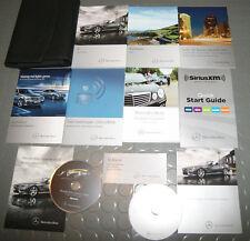 2013 Mercedes Benz SL550 SL63 SL65 SL 550 63 65 Owners Manual - SET
