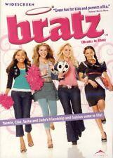 BRATZ - THE MOVIE (WIDESCREEN EDITION) NEW DVD