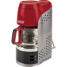 Coleman Coffeemaker Ppn Red Glass