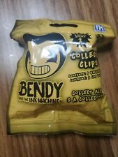 BENDY AND THE INK MACHINE PLUSH BACKPACK CLIP BLIND BAG PACK