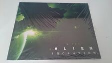 Alien Isolation : Artbook Slim [Collector - Ps4/XboxOne - Neuf - VF]