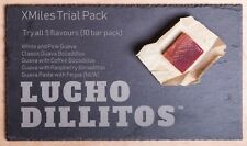 Lucho Dillitos Bars Trial Pack (10 Bars)
