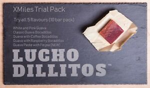 Lucho Dillitos Bars Trial Pack