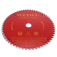 9 inch 60Teeth  Tipped Circular Saw Blade For Wood Cutting Woodworking 230mm