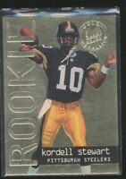 1995 Fleer Ultra Extra Gold Medallion KORDELL STEWART Rookie RC #461 Steelers
