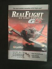 Real Flight R/C Flight Simulator G5 SOFTWARE ONLY - Does Not Include Controller