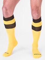 barcode Berlin Football Socks gelb/schwarz 90143/501 Angebot SALE BLITZVERSAND