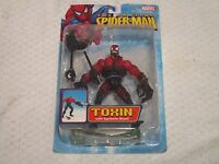 Toy Biz The Amazing Spider-Man Toxin with Symbiote Blast Action Figure