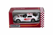 Dodge Viper Race Car #03, White - Kinsmart 5039FWW - 1/36 Scale Diecast Toy Car
