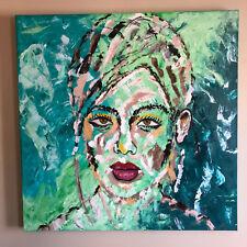 Portrait Impressionist Model