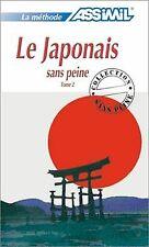 Le Japonais sans peine, tome 2 de Assimil - Collection San... | Livre | état bon