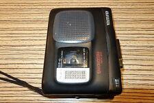 Aiwa TP 510  Diktiergerät Analog 10 cm Kassette Recorder Aufnahmegerät . Defekt